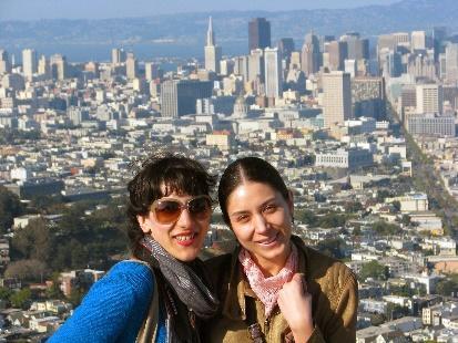 twin peaks overlook Skyline SF