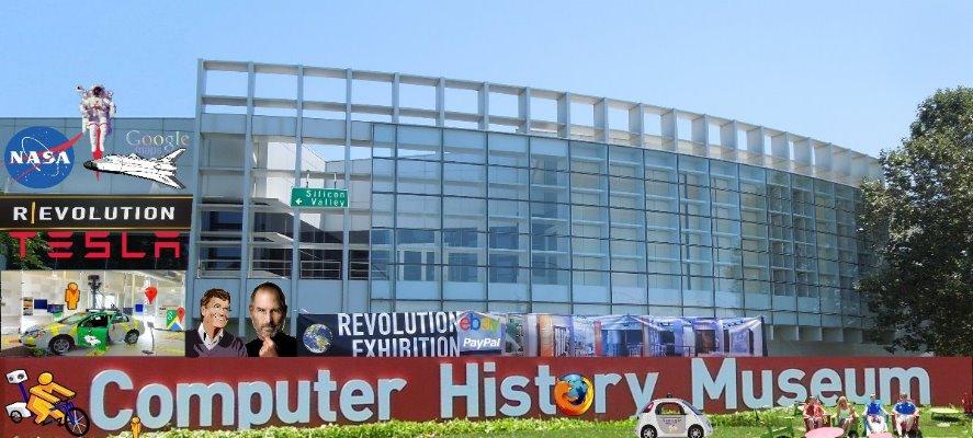 El museo de Historia de la Computación en Mountain View