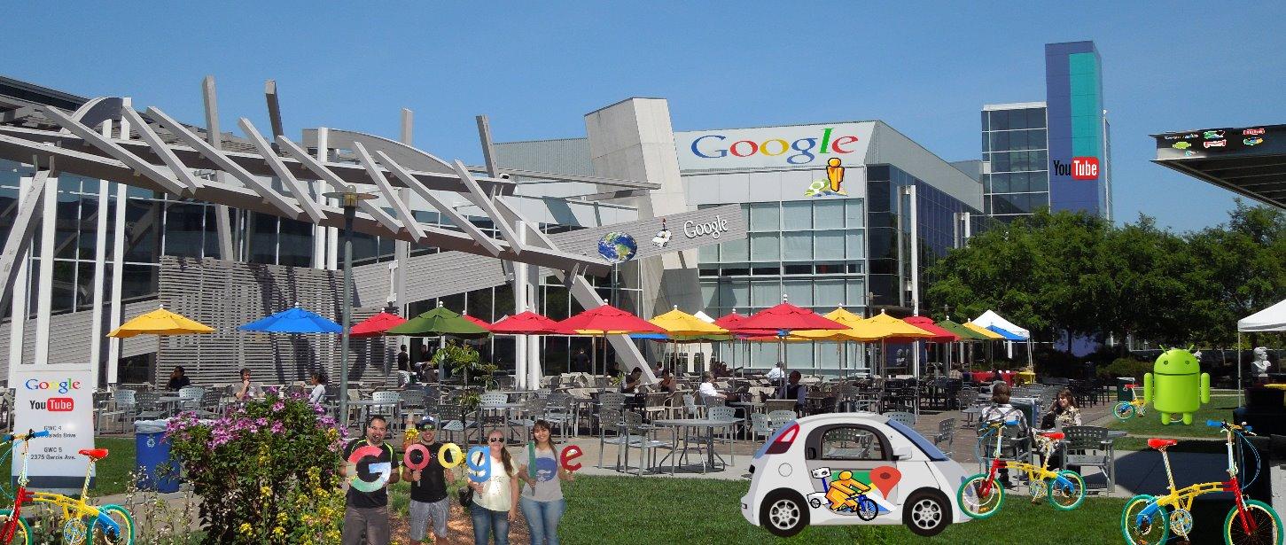 Guía para conocer Silicon Valley y Googplex