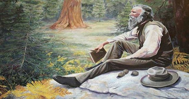 """an introduction to the life of john muir John muir (1838-1914) is often referred to as the """"father of the national parks"""" he was an american naturalist, author, conservationist and founder of the sierra club he was an american naturalist, author, conservationist and founder of the sierra club."""