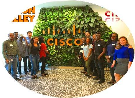 tour de silicon valley group trip