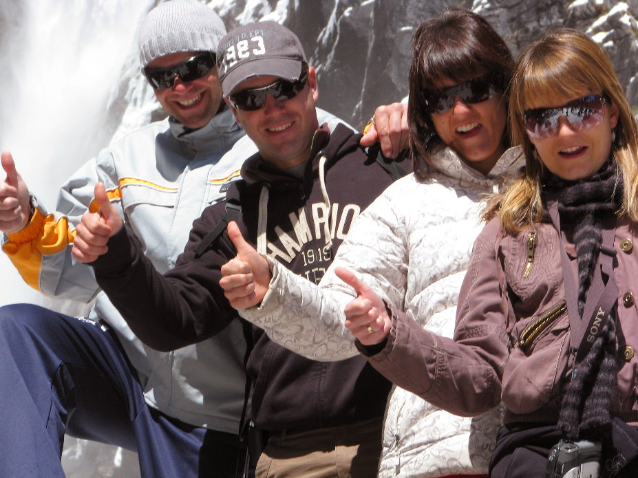 fun tours to yosemite in winter