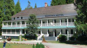 WAWONA HOTEL Yosemite lodging