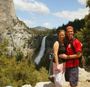 hike to top of nevada fall