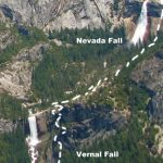 nevada fall trail vernal