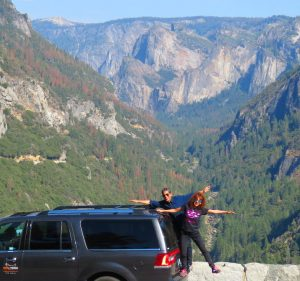 yosemite private custom tours